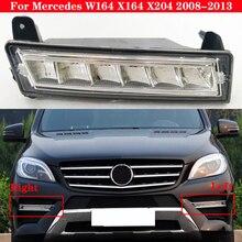 ACAMPTAR Paire de Feux de Jour /à LED DRL pour W164 ML Classe ML350 2006-2009