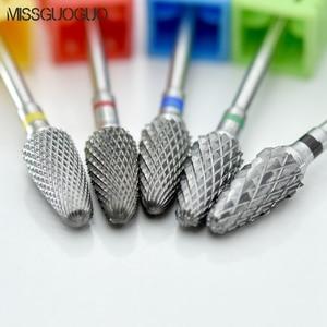 Image 5 - Missguoguo Nail Art Elektrische Nagel Boren Manicure Snijders Boren Voor Manicure Machine Nail Art Boren Accessoires Tips