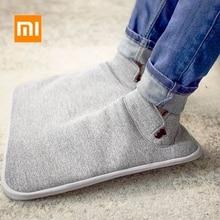 Original Xiaomi Youpin Electric Foot Warmer Heating Pad Constant Warm Foldable Cushion Winter Heating Feet Shoe Electric Blanket