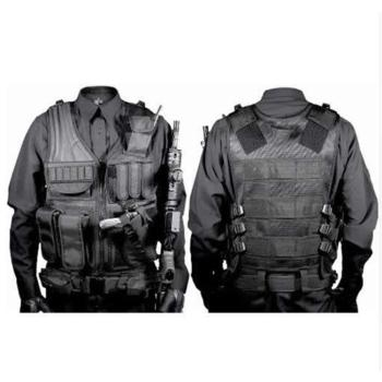Military equipment tactical vest airsoft vest war game army training paintball combat protective vest SWAT fishing police vest military equipment tactical vest airsoft hunting molle vest for outdoor wargame army training paintball combat protective vest