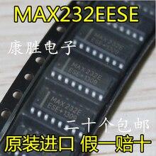 10 шт./лот MAX232 MAX232EESE MAX232ECSESOP16 RS-232