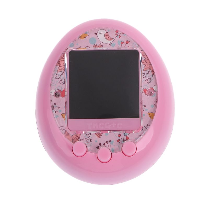 Nostalgic 90S Tamagotchi Virtual Cyber Pet Toy Funny Digital HD Color Screen Y4QA