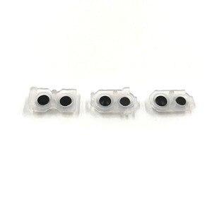 Image 5 - 50pcs en caoutchouc Conducteur de JDS 001 011 030 040 050 055 L1 R1 L2 R2 En Caoutchouc Silicone Conducteur Bouton Set De pad Pour PS4 DualShock