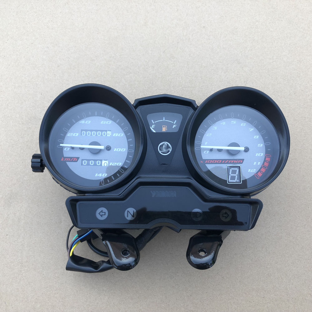 Motorcycle Speedo For YAMAHA YB125z Meter Gauge Instrument Ybr Factor YBR125 YJM125 Hornet Odometer Speedometer