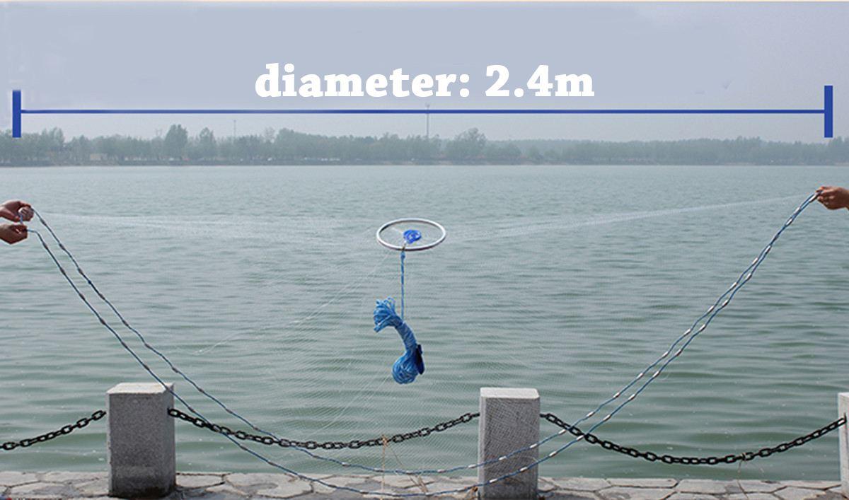 rede de pesca eua armadilha de pesca