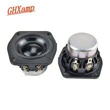 GHXAMP 2 ZOLL 4OHM Bluetooth Tragbare Lautsprecher Vollständige Palette Neodym Niedrigen Frequenz Lautsprecher Für Peerless Lautsprecher DIY 2PCS