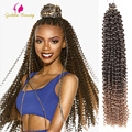 Длинные волнистые волосы для наращивания, 18-22 дюйма