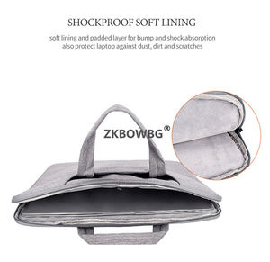 Image 3 - Portable Handbag Briefcase Laptop Bag Sleeve For Lenovo Yoga 520 530 14 Inch Case For 520 14 530 14 15 13 Bags Notebook Pouch