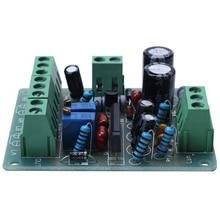 DC 12V Power Amplifier VU Meter Driver Board DB Audio Level Meter VU Header Driver Speaker TA7318P for Denon