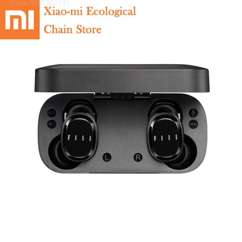 Xiaomi Earphones Bluethooth Touch-Control Noise-Reduction Fiil T1x Wireless Headset  title=