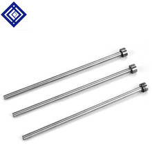 High Precision Straight Ejector Pin Ejector Sleeve 2.5/3.0Fo
