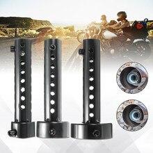 35/42/45/48/60mm de escape da motocicleta pode silenciador db assassino removível silenciador akrapovic motos escape acessórios