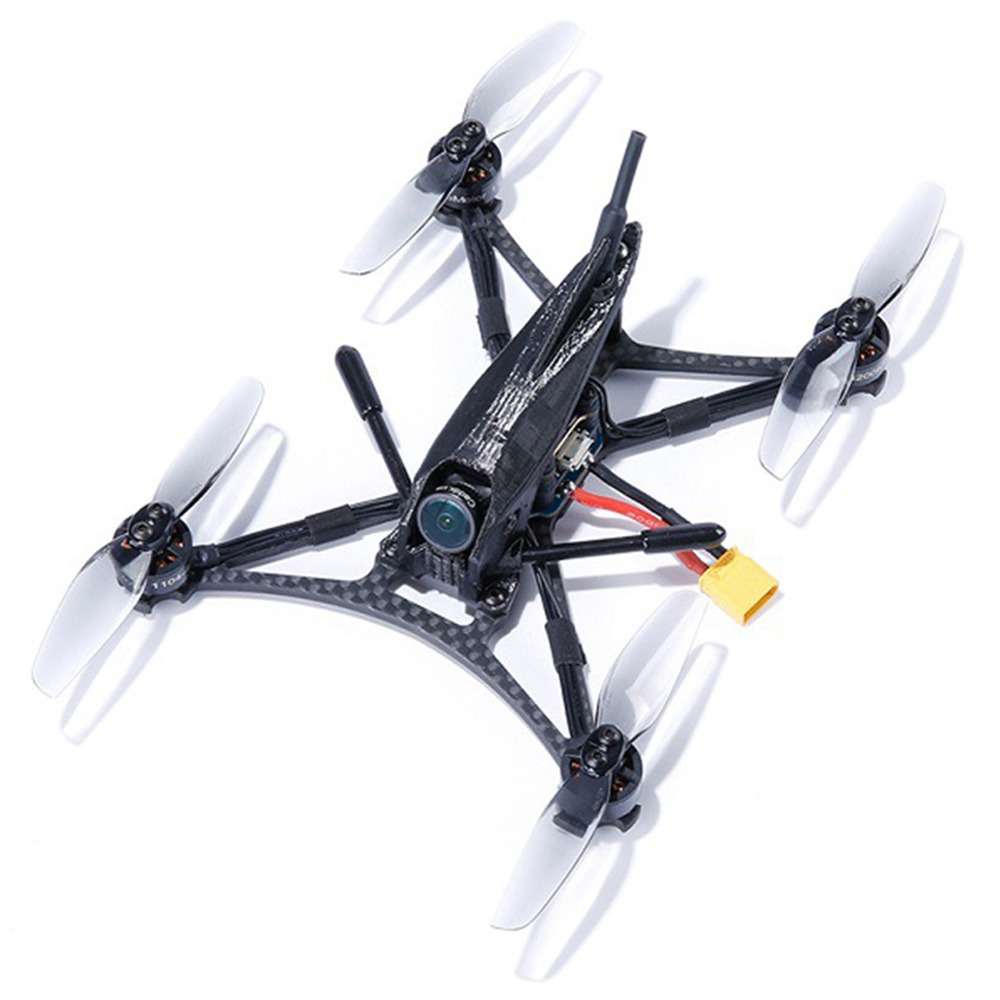 iFlight Turbobee 136RS Frame Kit 3Inch With Black Canopy FPV RC Drone Multi Rotor Parts Cine Whoop Toothpick