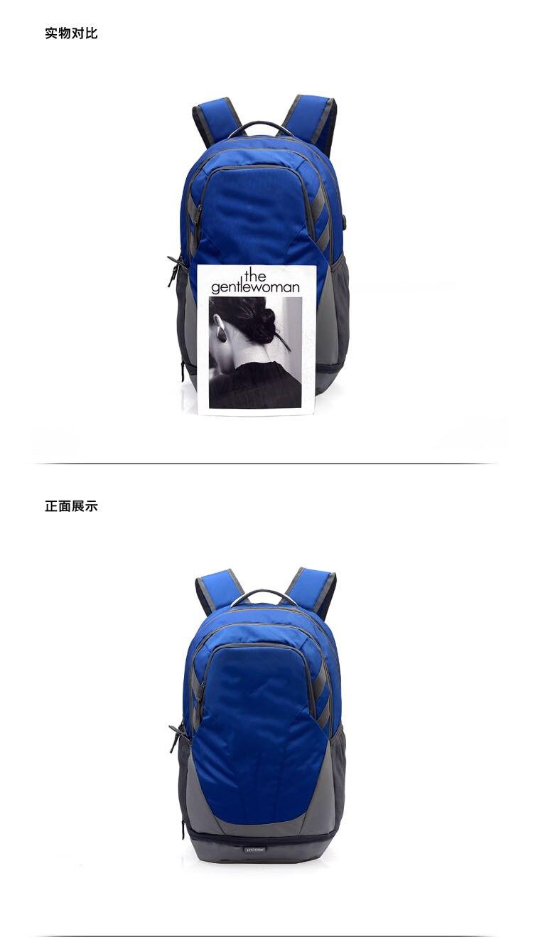 Lazer saco de montanhismo esportes mochila homem