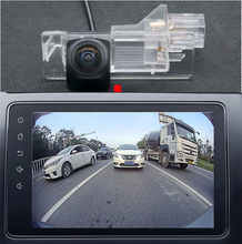 Reverse Kamera AHD 1080P Fisheye Objektiv Parkplatz rückfahr kamera für Renault Fluence 2013 2014 2015 Nachtsicht auto Kamera