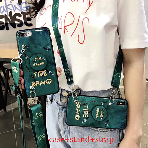 Emerald Mobile Bag