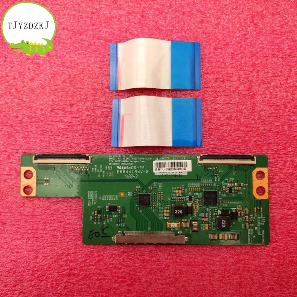 Original For 42 Inches TV LG 6870C-0469A T-con Board V14 42 DRD TM120 6870C-0469A 42PFH5209/88 LC420DUJ-SGK1 43LF590V
