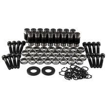Engine Part Bearing Washer Replacement Rocker Arm Trunion Upgrade Kit - for GM LS1 LS2 LS6 LS3 4.8 5.3 5.7 6.0 30 row engine oil cooler kit sandwich plate for billet ls1 ls2 ls3 lsx ve hsv sliver