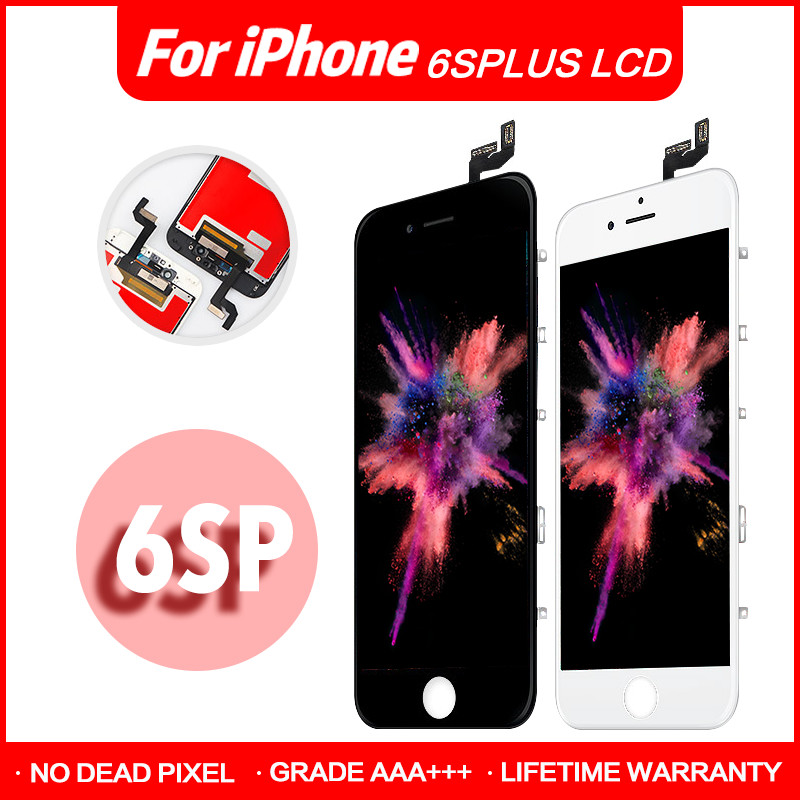 5Pcs/Lot Genuine AAA+++ LCD Display For iPhone 6s Plus 5.5 inch Screen With 3D Touch Function Digitizer Touch Assembly Shipp DHL image