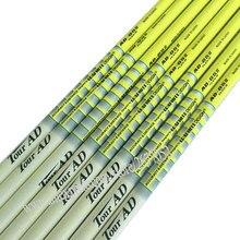 Nuovo Albero Golf Tour Ad 65II Ferri da Golf Shaft in Grafite R O S O Sr Flex Golf Club Albero 10 pz/lotto Cooyute Trasporto Libero
