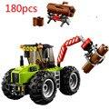 174 шт.  строительные блоки  совместимые с городом 60181  игрушки для детей  рождественские подарки