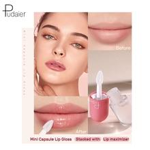 Pudaier Lip enhancement Lipstick Volumising Lip Lipsticks Mo