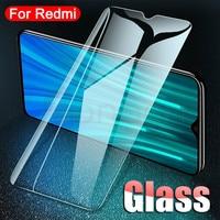 Vetro temperato completo per Redmi 8 8A 7 7A 6 6A K20 K30 Pro vetro Xiaomi Redmi Note 8T 8 7 6 Pro pellicola protettiva per schermo