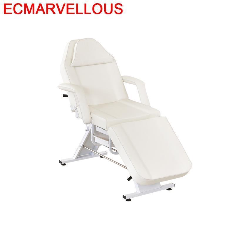 Beauty Mueble Table Pliante De Tempat Tidur Lipat Camas Furniture Tattoo Folding Salon Chair Camilla Masaje Plegable Massage Bed