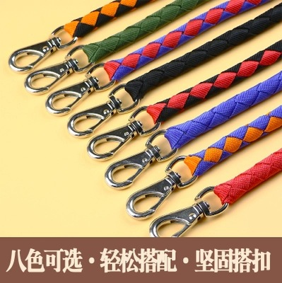 Dog Collar Dog Hand Holding Rope Teddy Medium Small Dogs Dog Chain Large Unscalable Dog Universal Pet