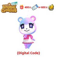 animal crossing judy animal…
