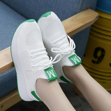 Lightweight Comfortable Lace-up Women's Shoes New Fashion Me
