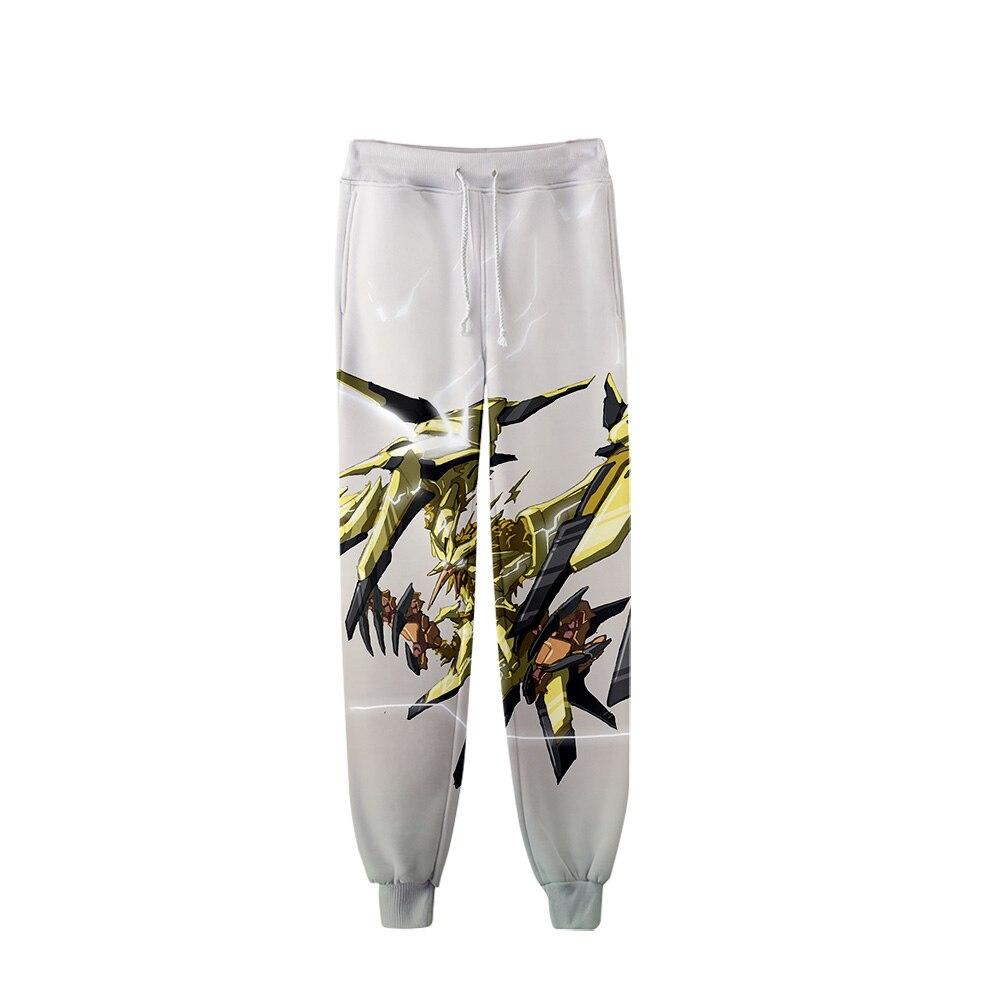 2019 Pokemon Pants Men Hip Hop Pant Trousers Kpop Fashion Casual High Quality Casual Slim Pokemon Pants For Men Streetwear