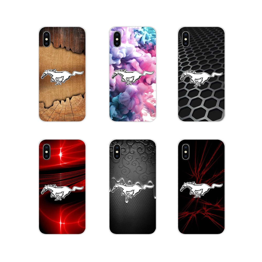 Accessories Cases For Oneplus 3T 5T 6T Nokia 2 3 5 6 <font><b>8</b></font> 9 230 3310 2.1 3.1 5.1 7 Plus 2017 2018 Ford Mustang <font><b>GT</b></font> Concept <font><b>Boss</b></font> Logo image