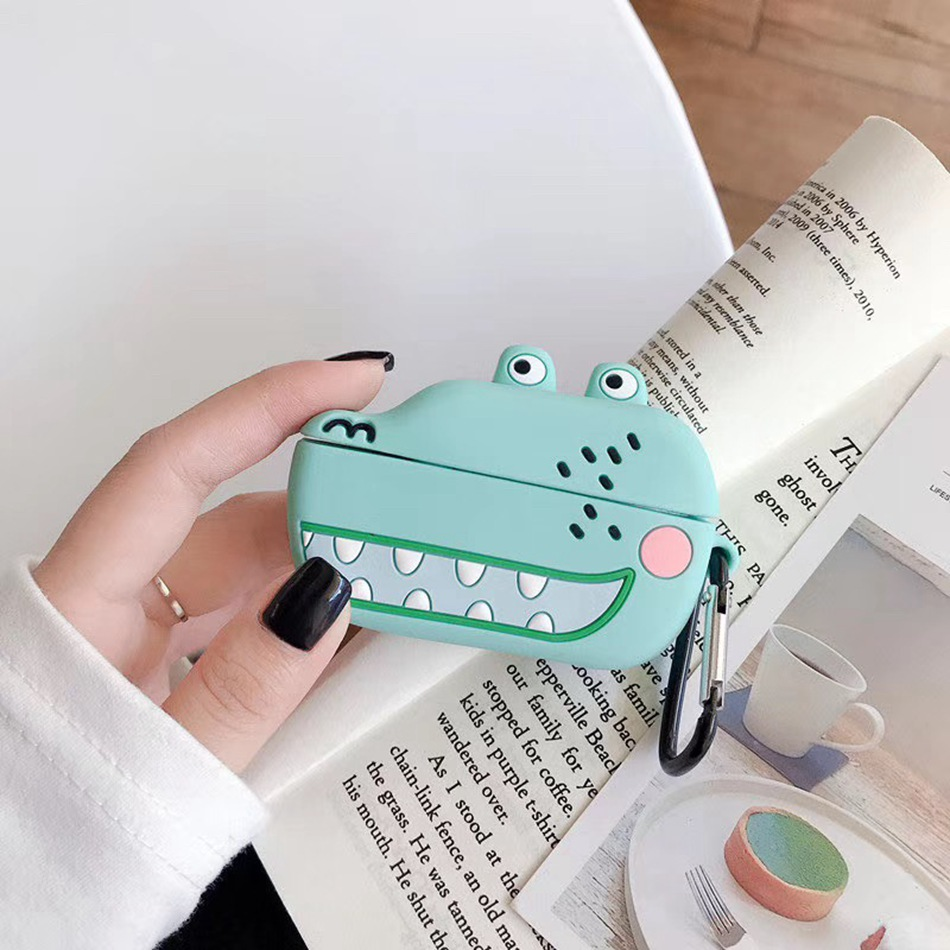 Cute 3D Silicone Case for Airpods Pro 129