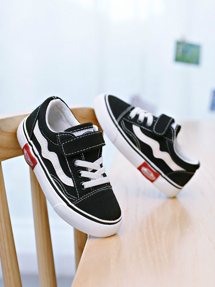2020 Autumn New Children Canvas Shoes Girls Sneakers Breathable Spring Fashion Kids Shoes