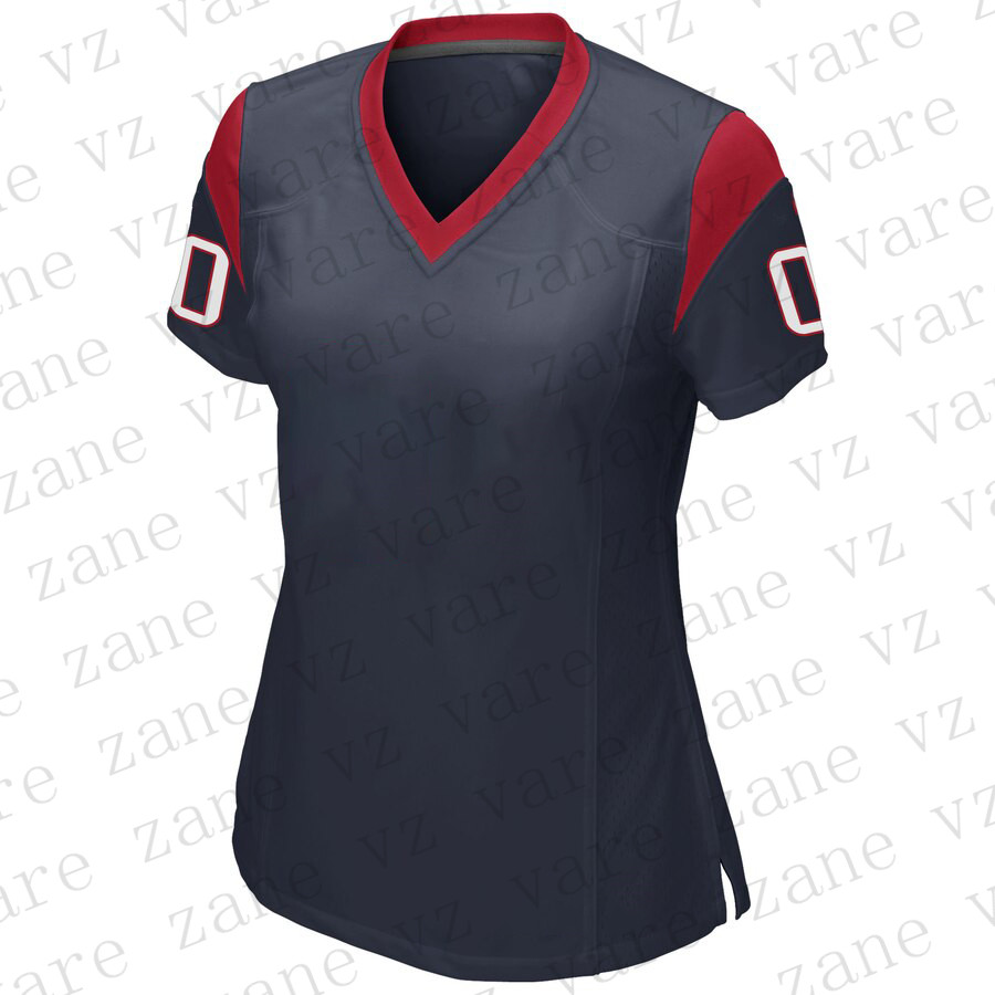 Customize Womens New American Football Jerseys Deshaun Watson JJ Watt Deandre Hopkins Cheap Houston Jersey