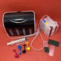 hp officejet 4 color Empty CISS ink cartridge for HP932 HP933 for HP Officejet 6100 Officejet  6600 Officejet 6700 (1)