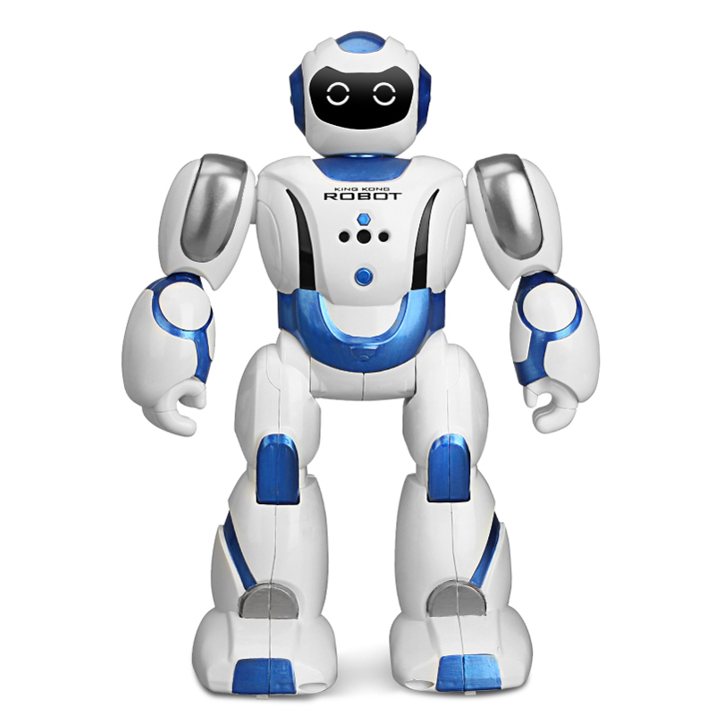 AntLED Lighting Song And Dance Robot Dog  Fully Introduce Remote Control Robot Toy Solar Charging Baby Education Robot