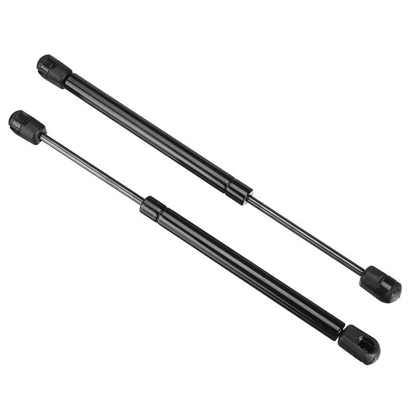"""Universal C16-03795 Lift Struts Supports Extended 12.20/"""" 24 Lbs Gas Cylinder Set"""