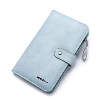 Letter Leather Wallets  5