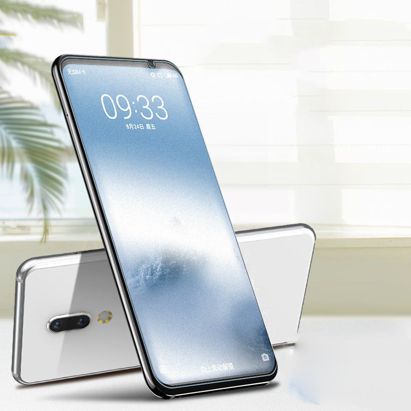 For Matte Frosted Tempered Glass For Meizu 16TH Plus 16X 15 Plus M15 Note 9 Screen Protector For Meizu Pro 7 Pro 6 Plus Note 8 9