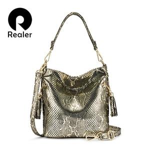 REALER shoulder bags for women