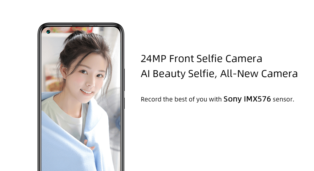 ELEPHONE U3H Helio P70 Octa Core Smartphone Better Than Xiaomi Mi 10 Redmi Note 7 Note 8 6.53 FHD+ 128GB  256GB 24MP Selfie 48MP Dual Camera NFC Android 10 Mobile Phone (13)