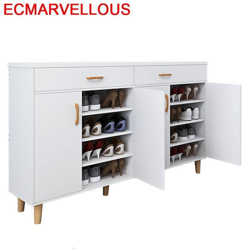 La Casa Mobili Placard De Rangement Range Home Closet Zapatera Mueble Furniture Cabinet Sapateira Meuble Chaussure Shoes Rack