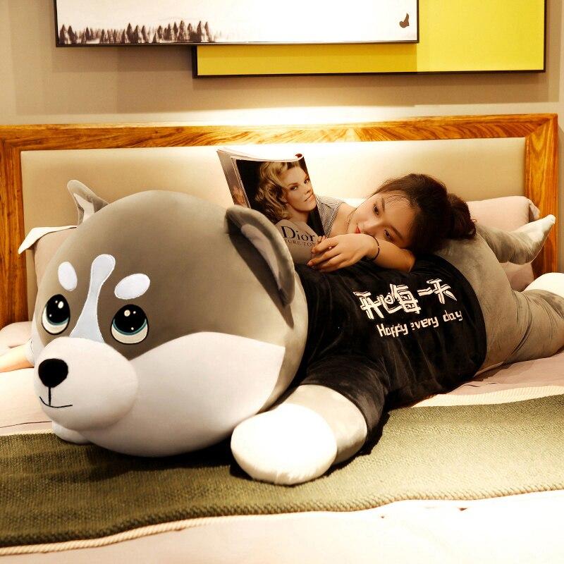 Gigante de pelúcia brinquedo macio boneca travesseiro adorável bonito macio pelúcia brinquedos do bebê gigante peluche presente aniversário jj60mr