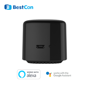 Image 4 - 2020 Broadlink RM4C Mini Bestcon Smart Home WiFi IR Remote Controller Automation Modules Compatible with Alexa Google Home