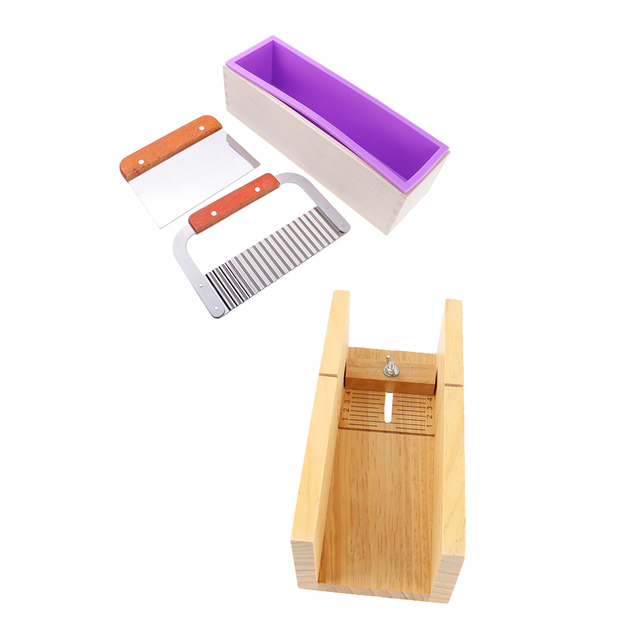 4 piece soap making kit