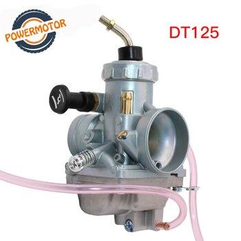 28mm Mikuni Carburador de la motocicleta VM24 Carburador para YamahaDT125 DT 125 SuzukiTZR125 RM65 RM80 RM85 DT175 RX125 de la bici de la suciedad