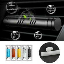 5 шт. автомобильный освежитель воздуха, сменный автомобильный освежитель воздуха, автомобильный Стайлинг, кондиционер, освежитель воздуха, твердый освежитель воздуха для автомобиля