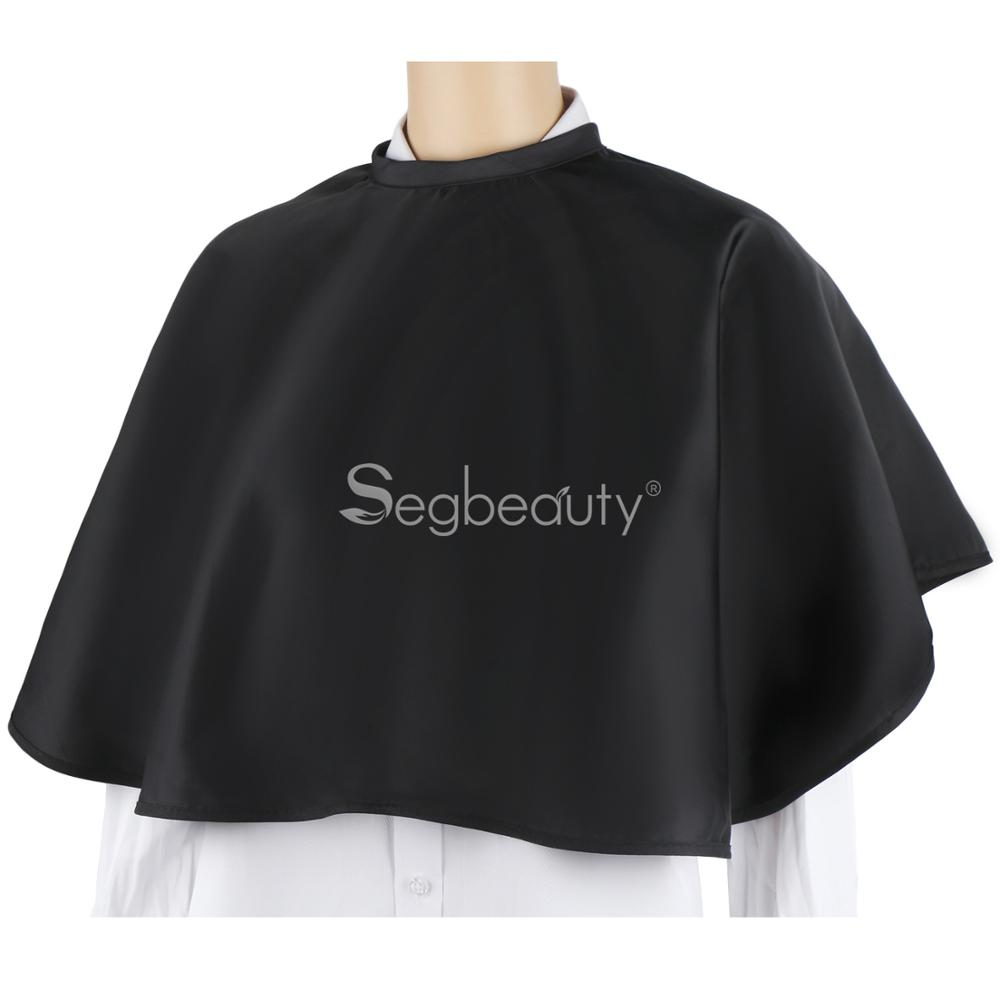 Makeup Beauty Capes Salon Beautician Cape Esthetician Makeup Cape For Client With Adjustable Hook And Loop Closure